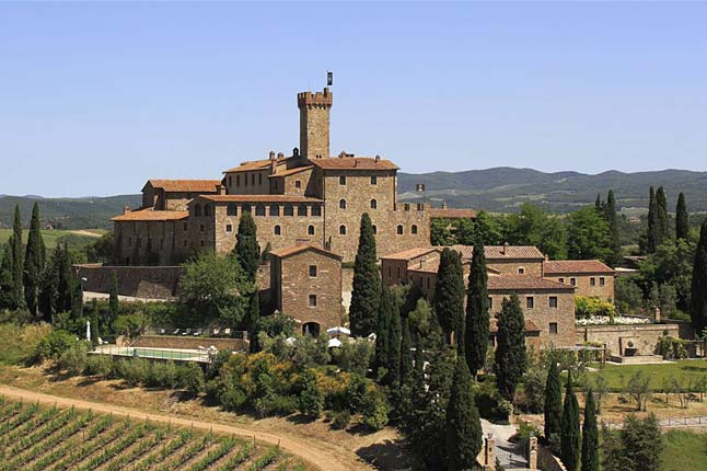Memorable Wedding with the Tuscany Wedding Planner