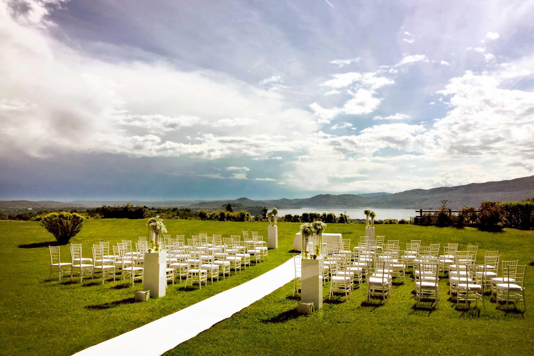 Italian Lake Wedding in Villa Repui